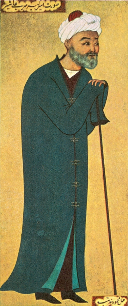 Алишер Навои, создатель почти современного узбекского языка