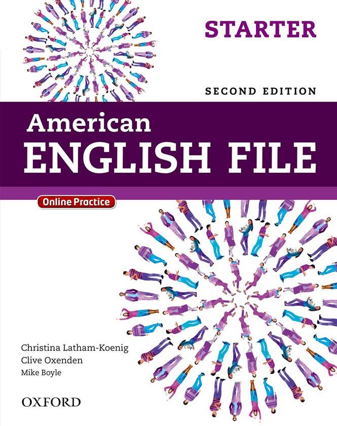 Лучшие учебники по английскому языку: American English File