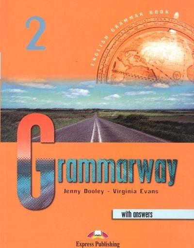 Обложка Grammarway для уровня Pre-Intermediate