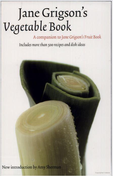 """Рецепт баклажанной икры взят из """"Овощной книги"""" Джейн Григсон"""