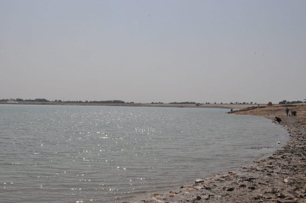 Рыбаки на Ташморе