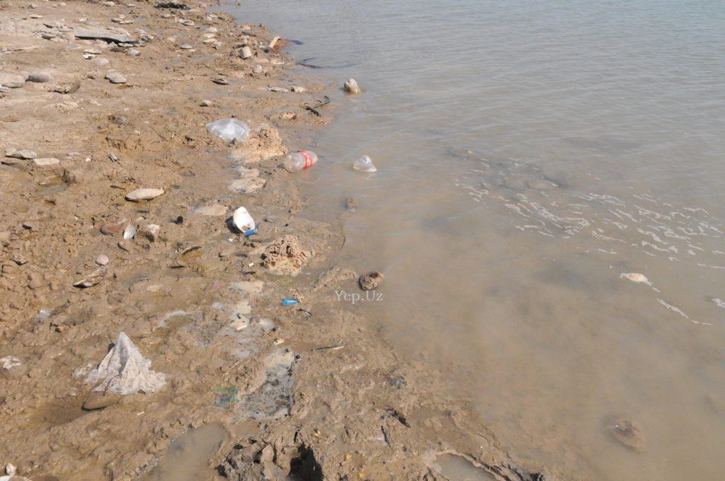 Земля и вода Ташморя
