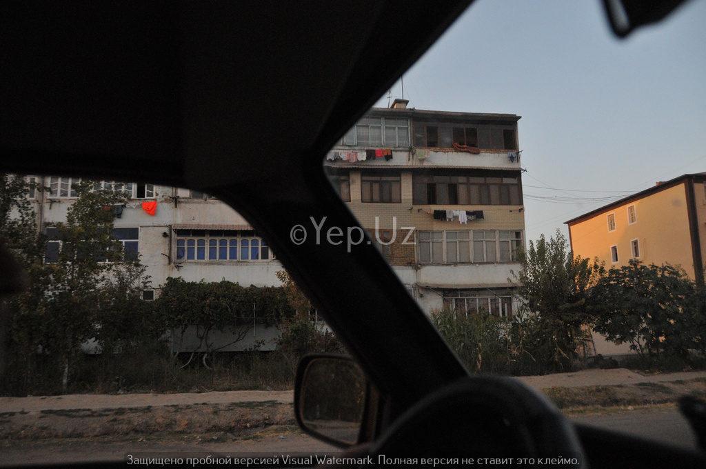 Чиназ из окна автомобиля