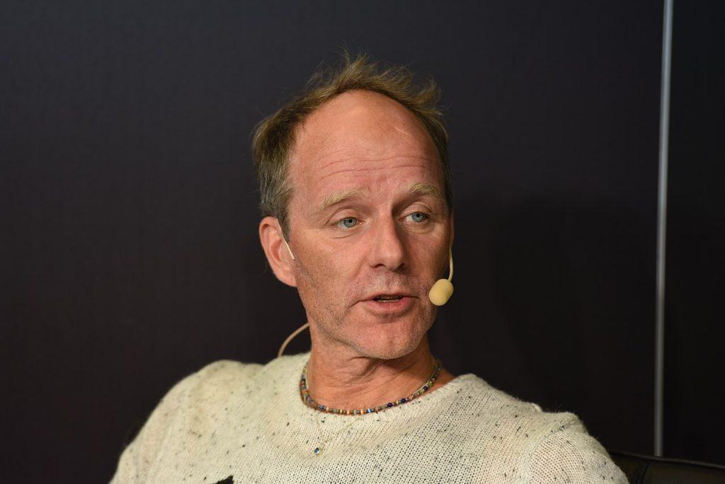 Юн Айвиде Линдквист в 2017