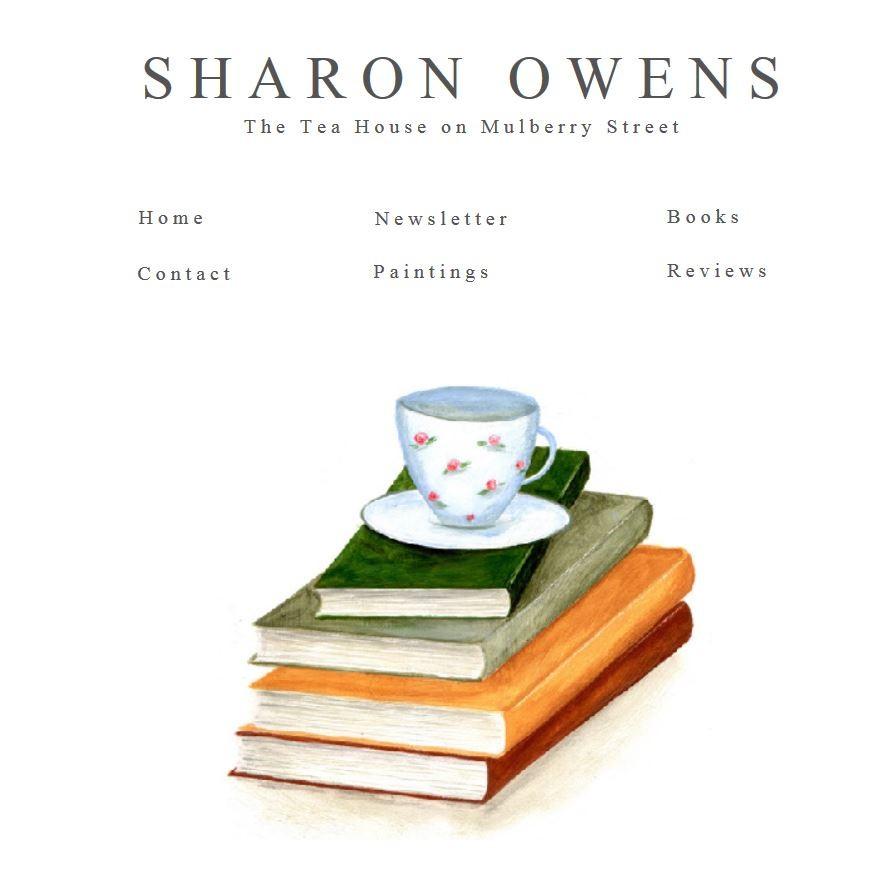 Сайт Шэрон Оуэнс