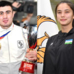 Баходир Жалолов и Нигора Турсункулова