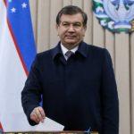 Выборы президента Узбекистана