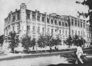 Ташкентский авиационный техникум, 40-50-е годы XX века