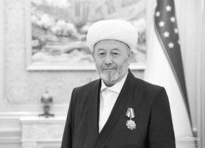 Муфтий Узбекистана Усмонхон Алимов