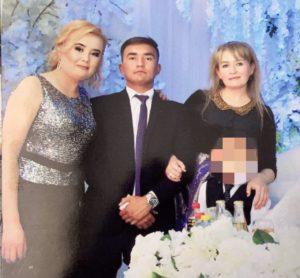 Убитые Мадина, Абдукаюм и Малика