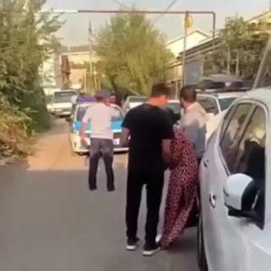 Almaty-место расстрела